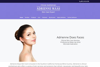 Adrienne Does Faces Skincare