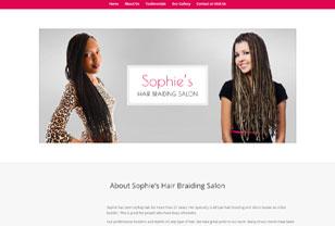 Sophie's Hair Braiding